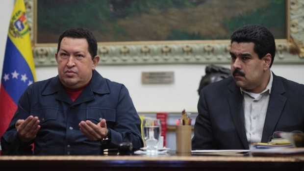 No es Maduro, es el crimen globalizado, por Asdrúbal Aguiar