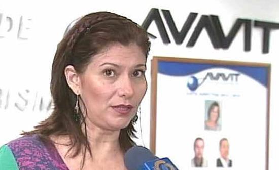 La vicepresidenta de vicepresidenta ejecutiva de las Agencias de Viaje (Avavit), Sandra González, declaró en una entrevista que desde la semana pasada ... - sandra-gonzalez-avavit