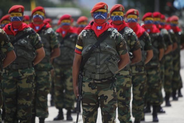 A juicio 9 oficiales de la FANB por presunta instigación a rebelión
