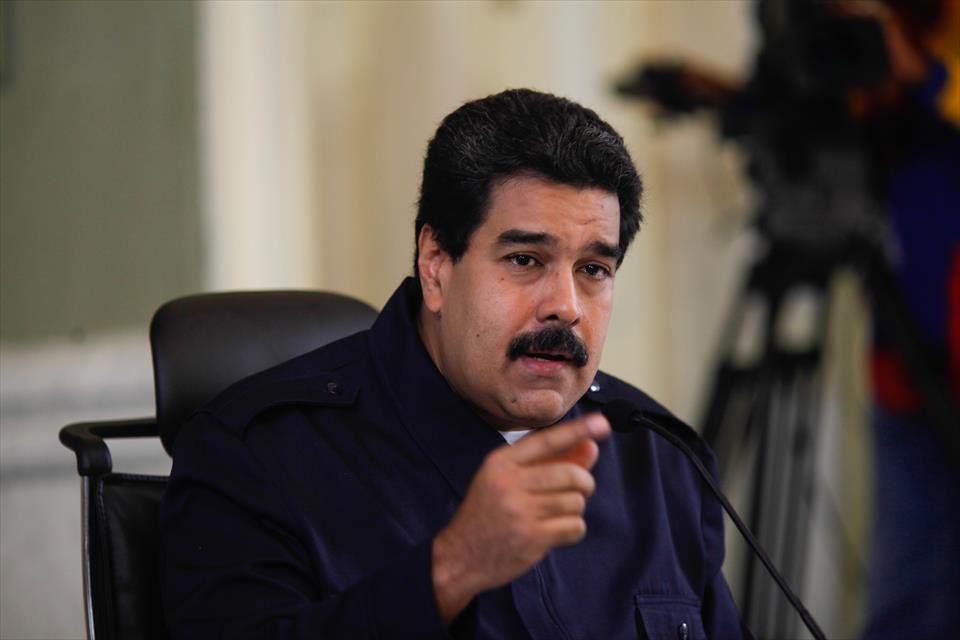Maduro gastó en transmisiones televisivas un total de 70,3 millones de bolívares