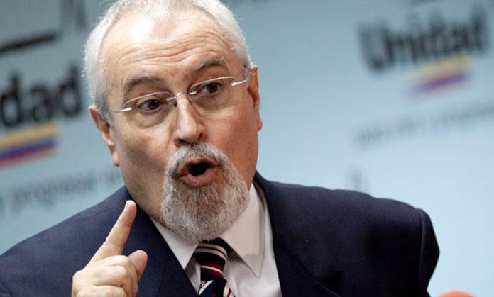 Ramón Guillermo Aveledo: La MUD ha tenido errores pero no podemos olvidar los logros