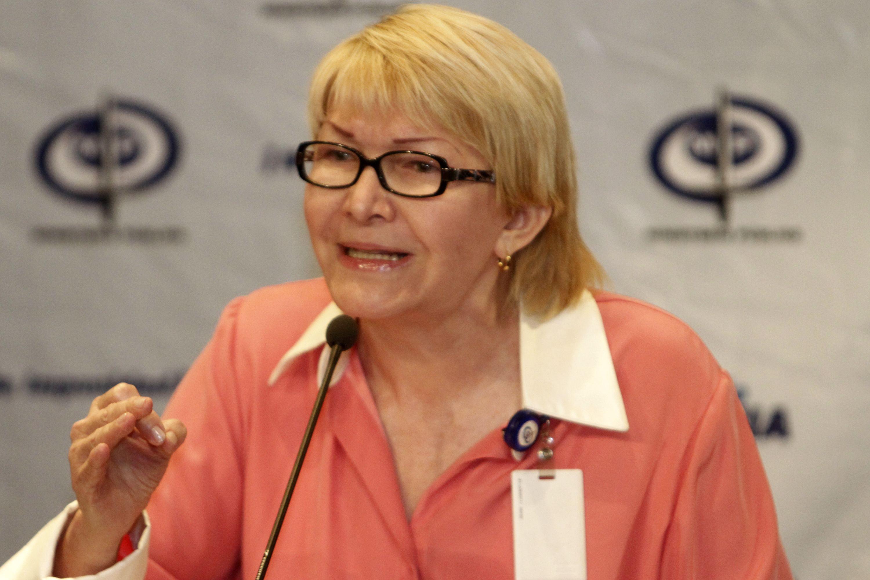 Luisa Ortega Díaz garantiza su compromiso de defender los DDHH
