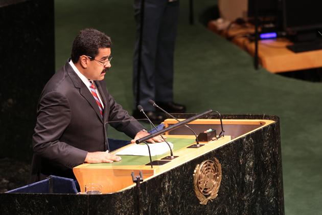 Entérate de los detalles del viaje de Maduro a la ONU: Llevó 15 guardaespaldas a Nueva York