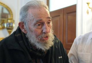 """Malaver: El último embuste de Maduro: """"Fidel está lúcido y enérgico"""""""