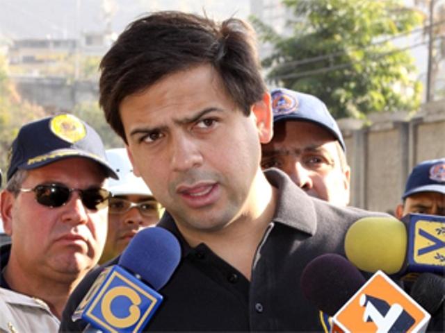 Seis de cada 10 ciudadanos ratificarían a Carlos Ocariz como alcalde de Sucre