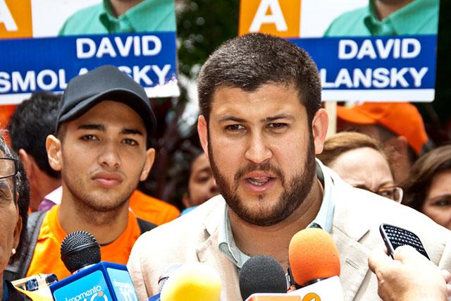 Smolansky presenta situación de acoso a alcaldes en Foro Latinoamericano de Alcaldes