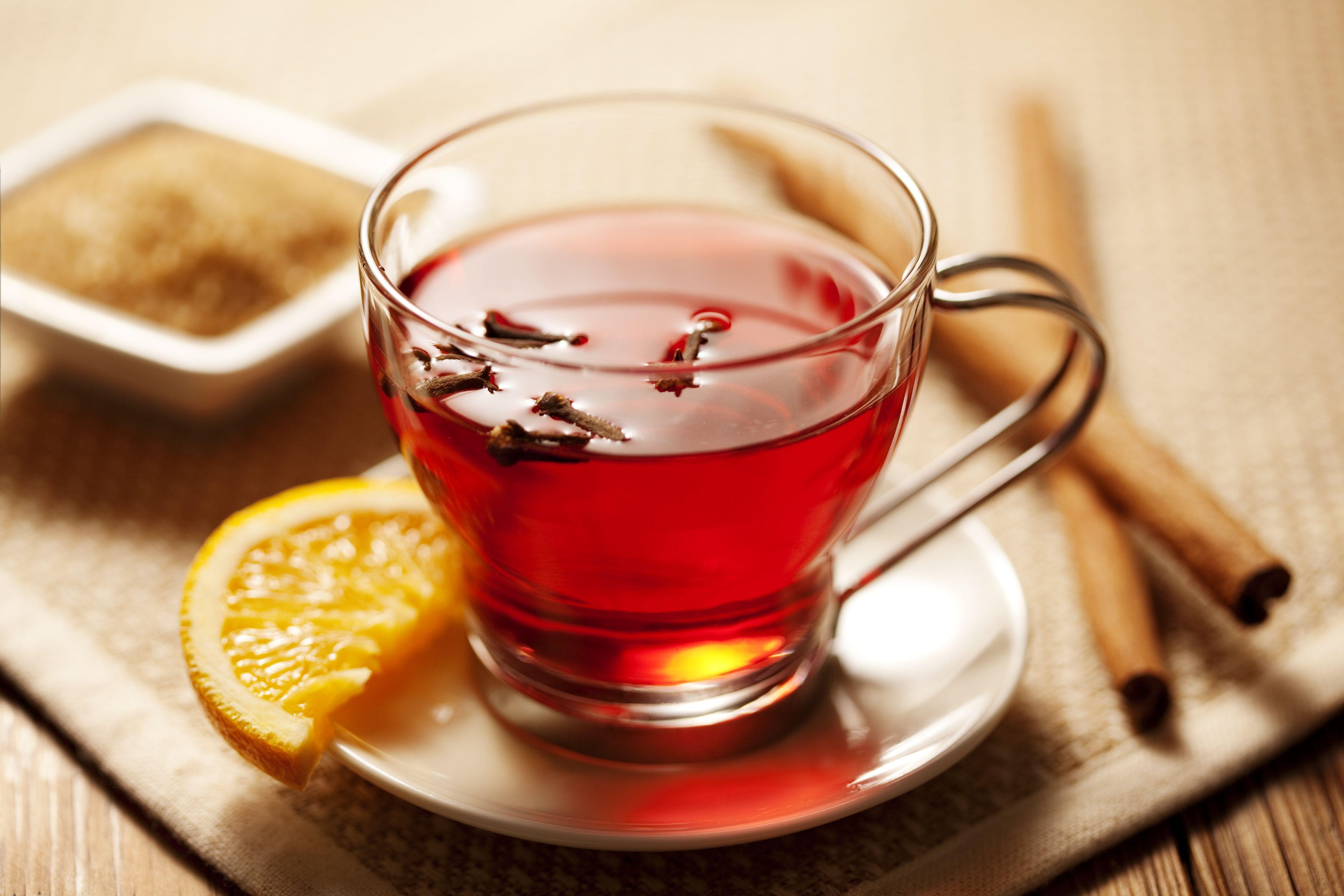 чай для похудения с имбирем лимоном корицей