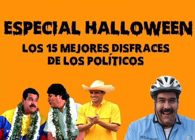 disfraces de halloween venezuela