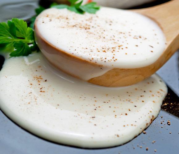 free bechamel sauce green bean casserole with mushroom bechamel