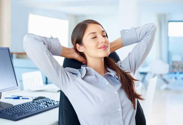 Meditar en la oficina la soluci n al estr s for Tecnica de oficina wikipedia