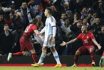 Portugal le ganó a Argentina y Alemania a España