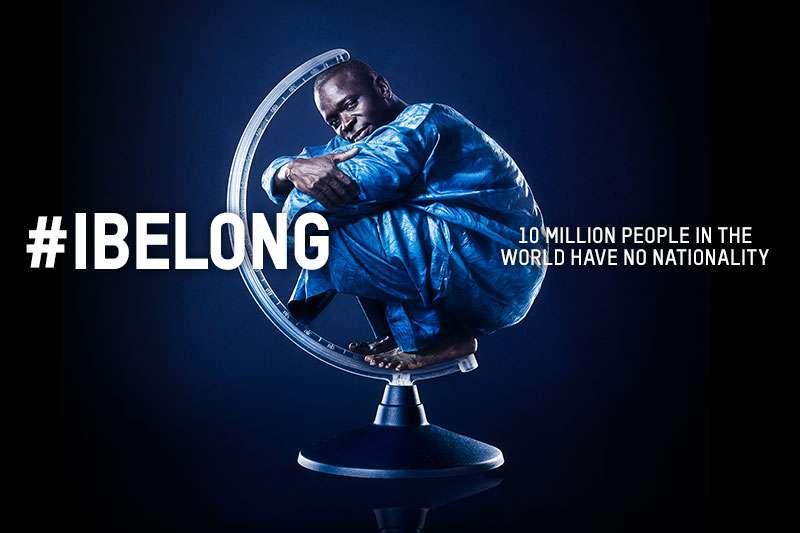 ACNUR lanza campaña mundial contra la apatridia