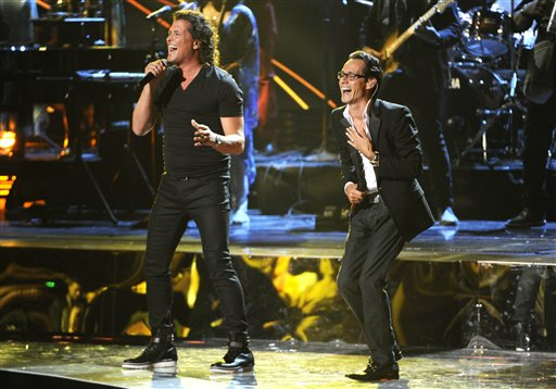 Carlos Vives, Marc Anthony