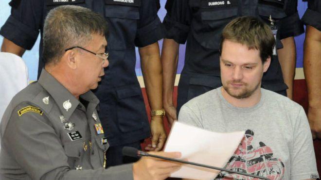 Extraditan a cofundador sueco de Pirate Bay detenido en Tailandia