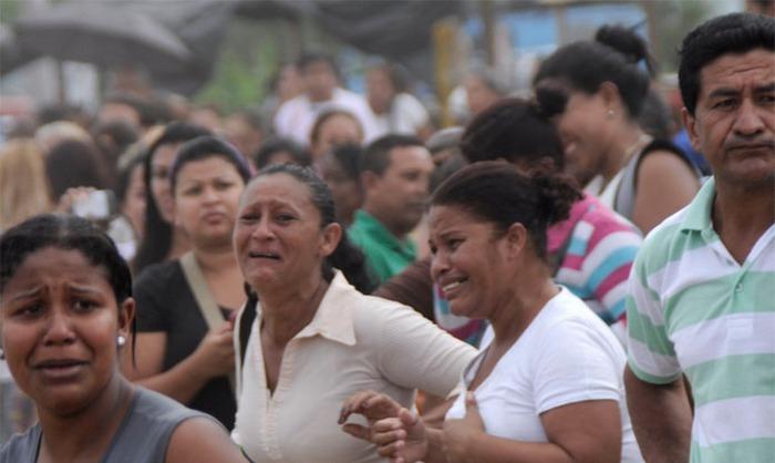 Confirman muerte de 13 reclusos en Uribana y 145 intoxicados
