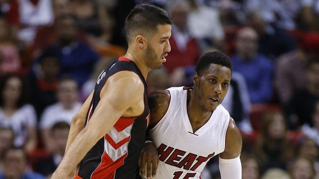 Heat mantuvo su invicto ante Raptors de Greivis Vásquez