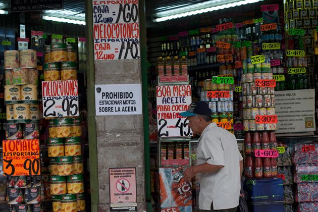 85% de los comerciantes del país no tiene acceso a divisas