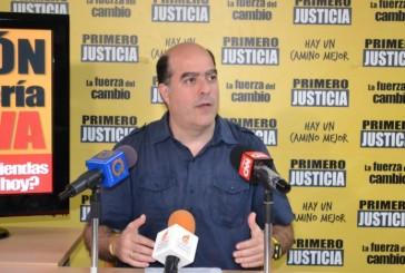 """Julio Borges: La verdadera """"revolución tributaria"""" sería bajarle el IVA a los venezolanos"""