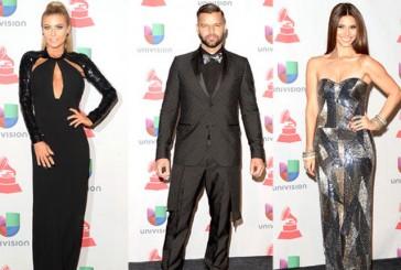 Ellos fueron los mejores vestidos del Latin Grammy 2014