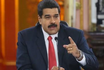 """Maduro: """"Estamos solicitando en extradición al jefe operativo de la banda"""" que asesinó a Serra"""