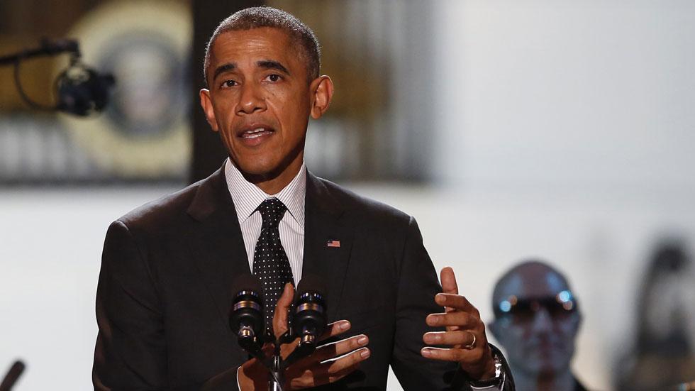Obama, the end por Luis DE LION