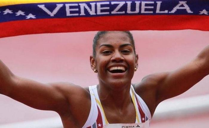 Venezuela ganó oro y plata en Atletismo femenino