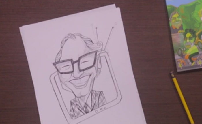 EDO en vivo: en esta ocasión Eduardo Sanabria nos regala la caricatura de Renny Ottolina