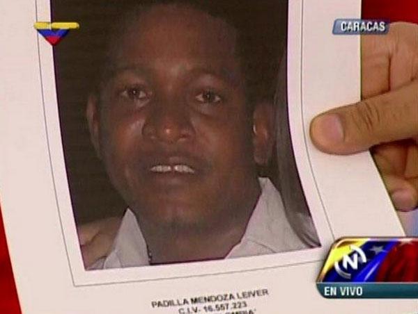 """Pedirán extradición de """"El Colombia"""""""