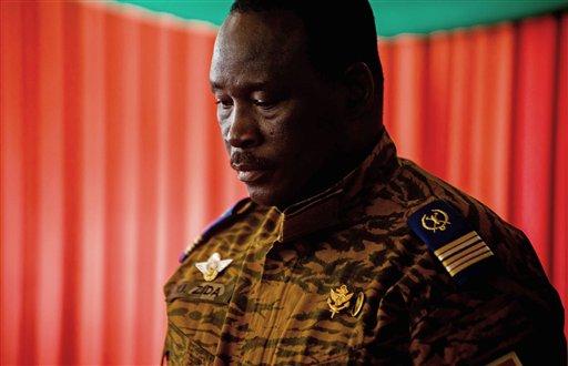 Burkina Faso encaminada en el regreso a un régimen civil