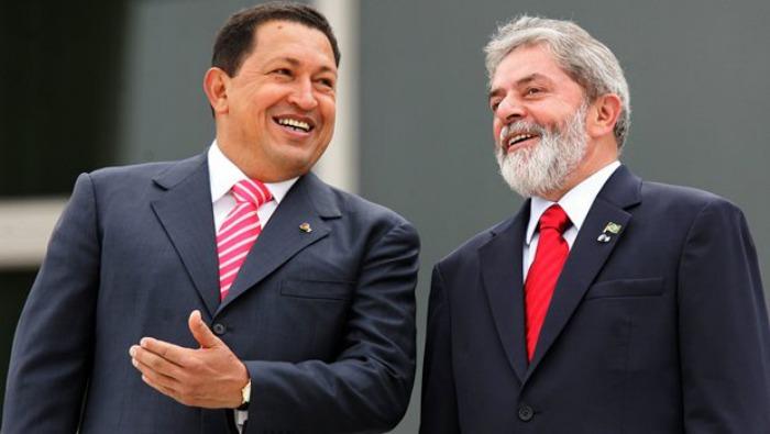 La samba petrolera que Lula le bailó a Chávez por David Moran