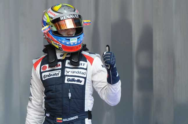 AUTO-PRIX-F1-SPAIN-QUALIFIER