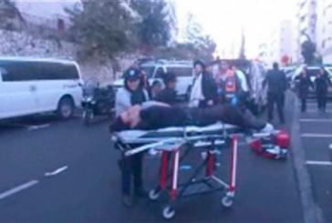 Dos palestinos atacan una sinagoga y matan a cuatro israelíes