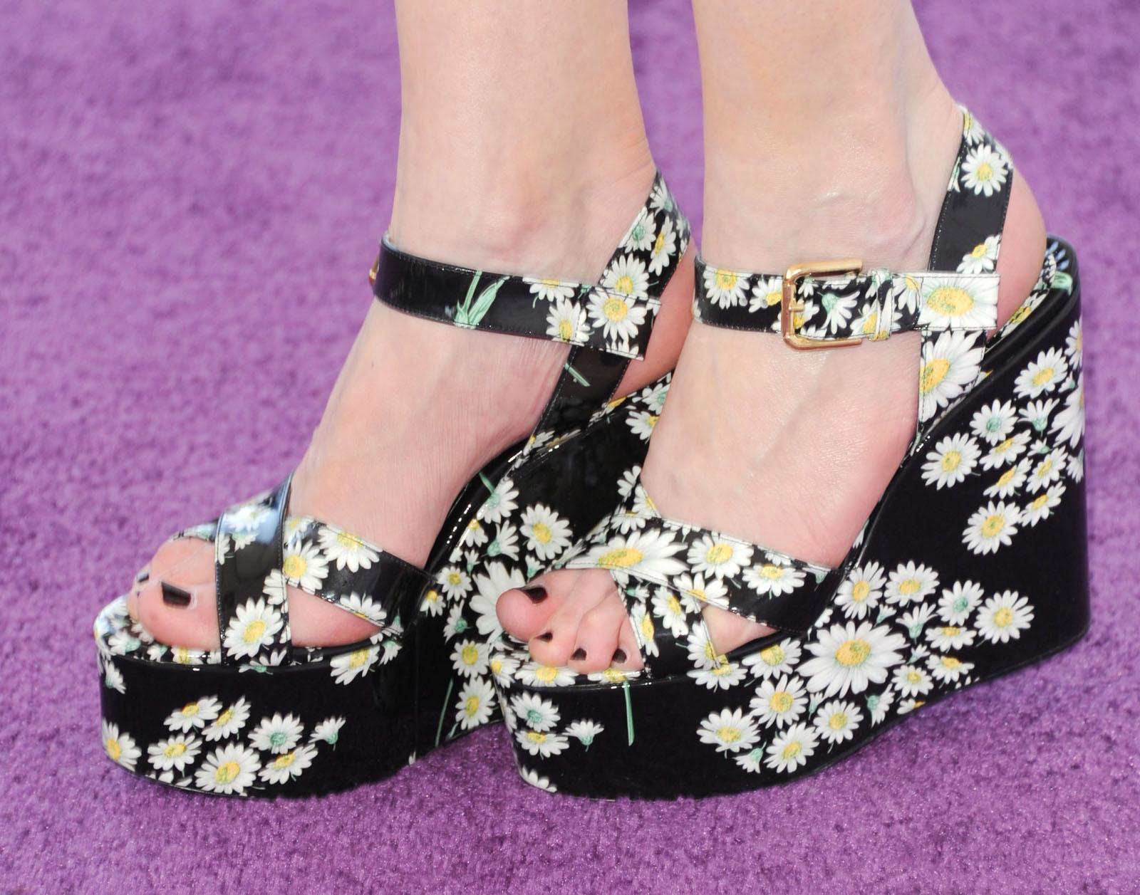 Zapatos Tacon Corrido Plataforma