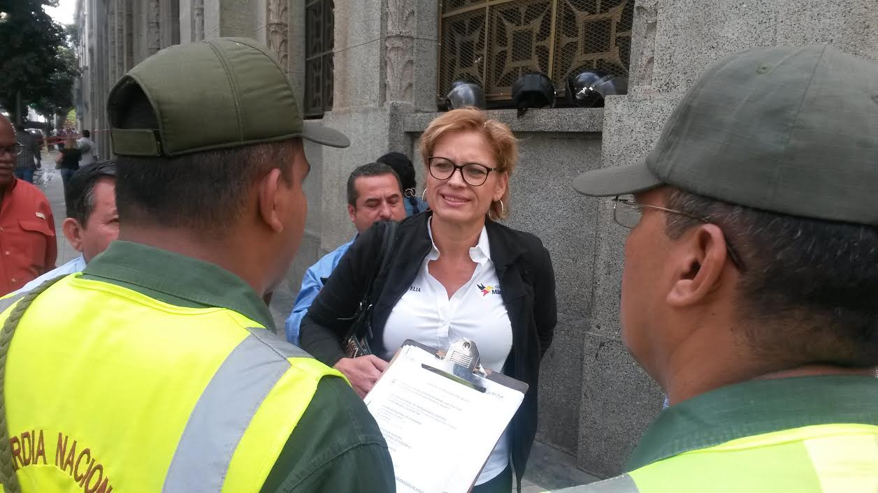 Adriana D' Elia: Reunión con Vicepresidencia fue una burla hacia los trabajadores de Miranda