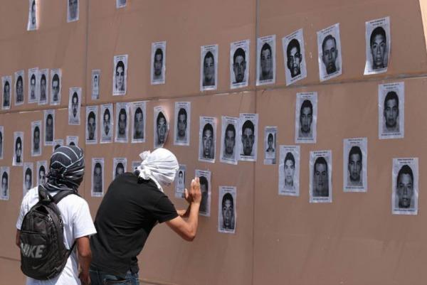 HRW: México no ha respondido correctamente ante la desaparición de los estudiantes