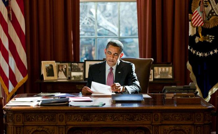 Fuente de AP: Obama firmará sanciones a funcionarios venezolanos