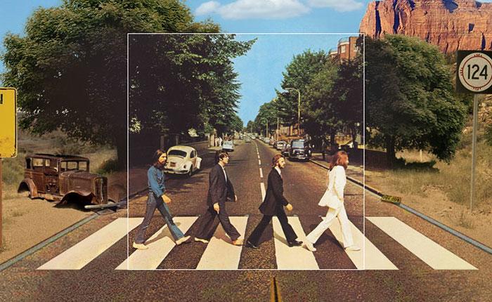 Lo que no muestran las portadas de discos (Fotos)