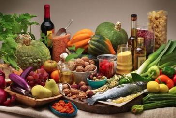 Estudio asegura que dieta mediterránea es la receta para una larga vida
