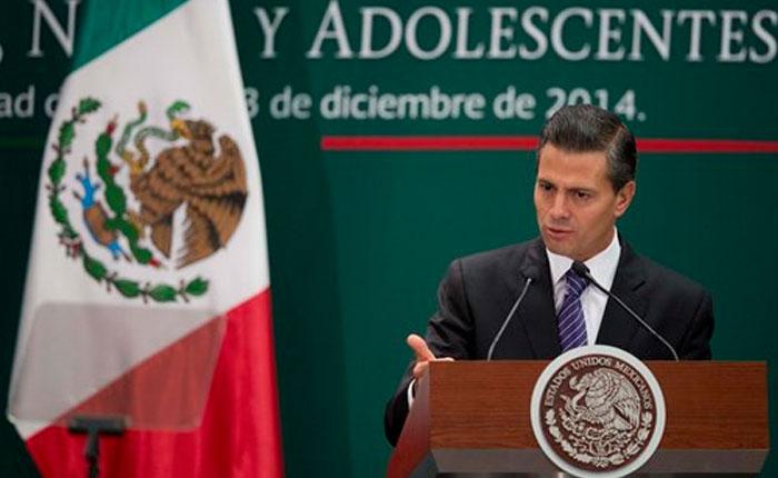 Peña Nieto viajó a Guerrero para