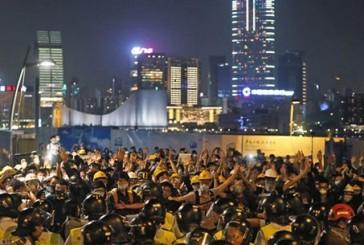 El líder estudiantil de la revuelta en Hong Kong, iniciará huelga de hambre
