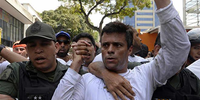 La justicia venezolana está al servicio del gobierno