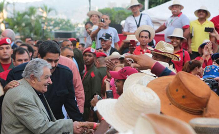 Venezuela se apoya en Uruguay para reducir la escasez de productos