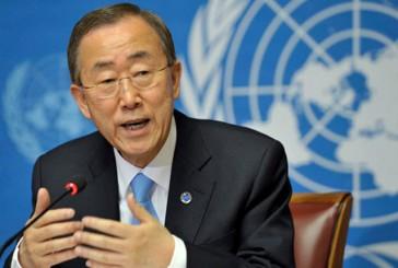 """Ban Ki-moon: """"Acabemos con el SIDA, todos juntos, antes de 2030"""""""