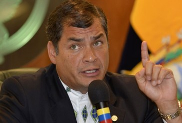 Contraloría de Ecuador establece indicios penales contra Rafael Correa