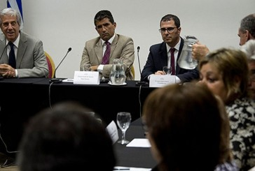 Tabaré Vázquez presentó a su gabinete en Uruguay