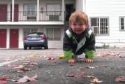 Este niño baila dubstep mejor que tú (Video)