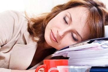 ¿Por qué algunas personas están cansadas todo el tiempo?