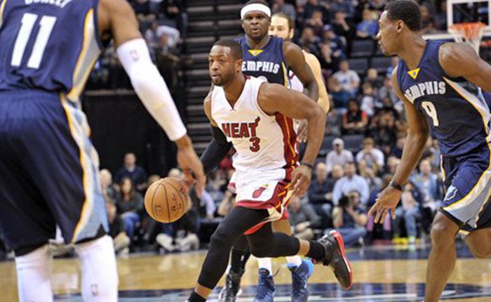 Leuer lidera victoria de Grizzlies ante el Heat