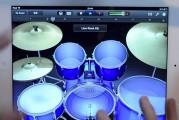 Esto es lo que sucede cuando un baterista toma en sus manos un Ipad (Video)