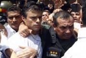 Leopoldo López advierte un colapso nacional en The Wall Street Journal